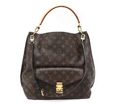 Bolsa Louis Vuitton Monogram Canvas Metis