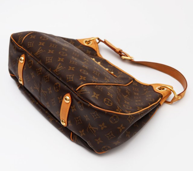Bolsa Louis Vuitton Galliera Canvas Monograma PM - Paris Brechó - Artigos de Luxo Seminovos