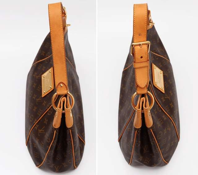 Bolsa Louis Vuitton Galliera Canvas Monograma PM - comprar online