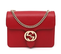Bolsa Gucci Interlocking G Média