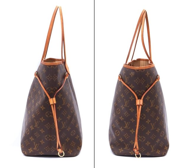 Bolsa Louis Vuitton Neverfull Monograma GM na internet