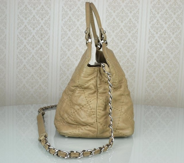 Bolsa Chanel Bege Sea Hit Tote - comprar online