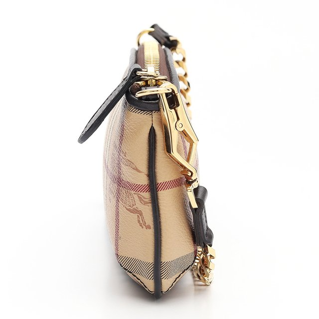 Imagem do Bolsa Clutch Burberry Haymarket Check