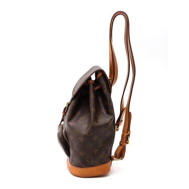 Imagem do Mochila Louis Vuitton Montsouris MM Monograma