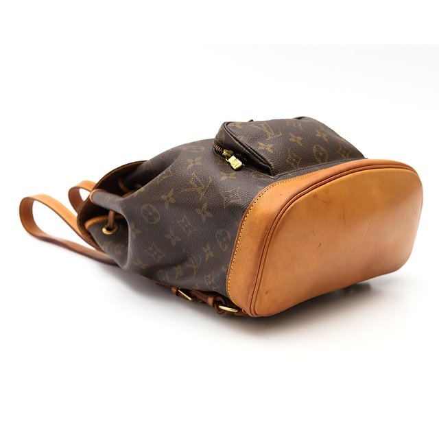 Mochila Louis Vuitton Montsouris MM Monograma - comprar online