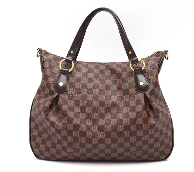 Bolsa Louis Vuitton Damier Canvas Evora MM