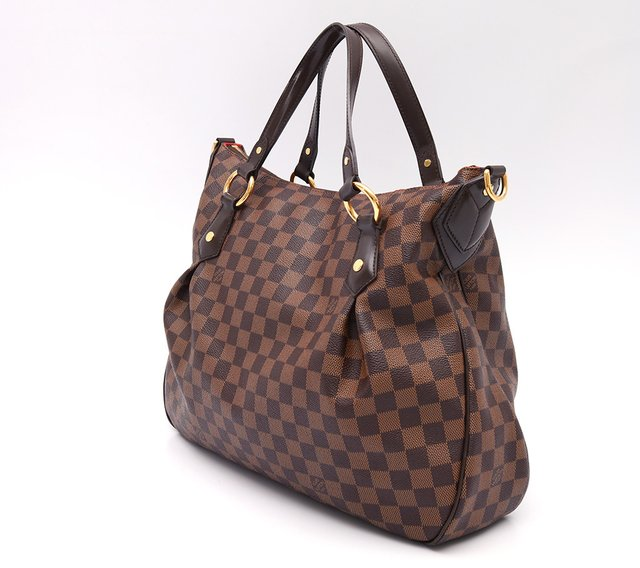 Bolsa Louis Vuitton Damier Canvas Evora MM - comprar online