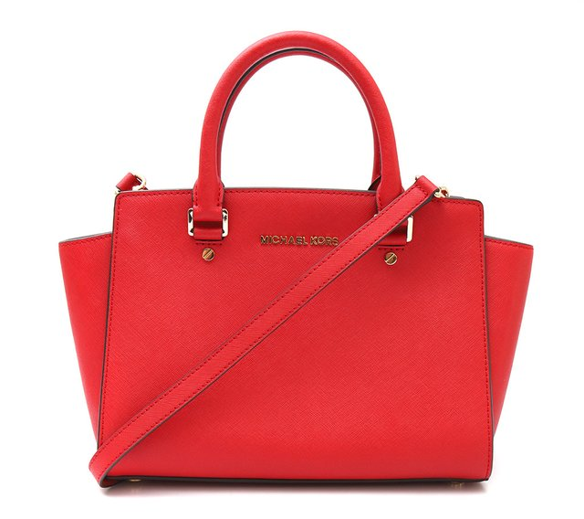 Michael Kors Shopping Tote Vermelha