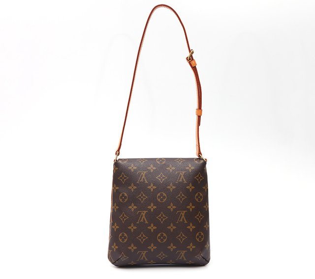 Bolsa Louis Vuitton Monograma Canvas Musette Salsa na internet