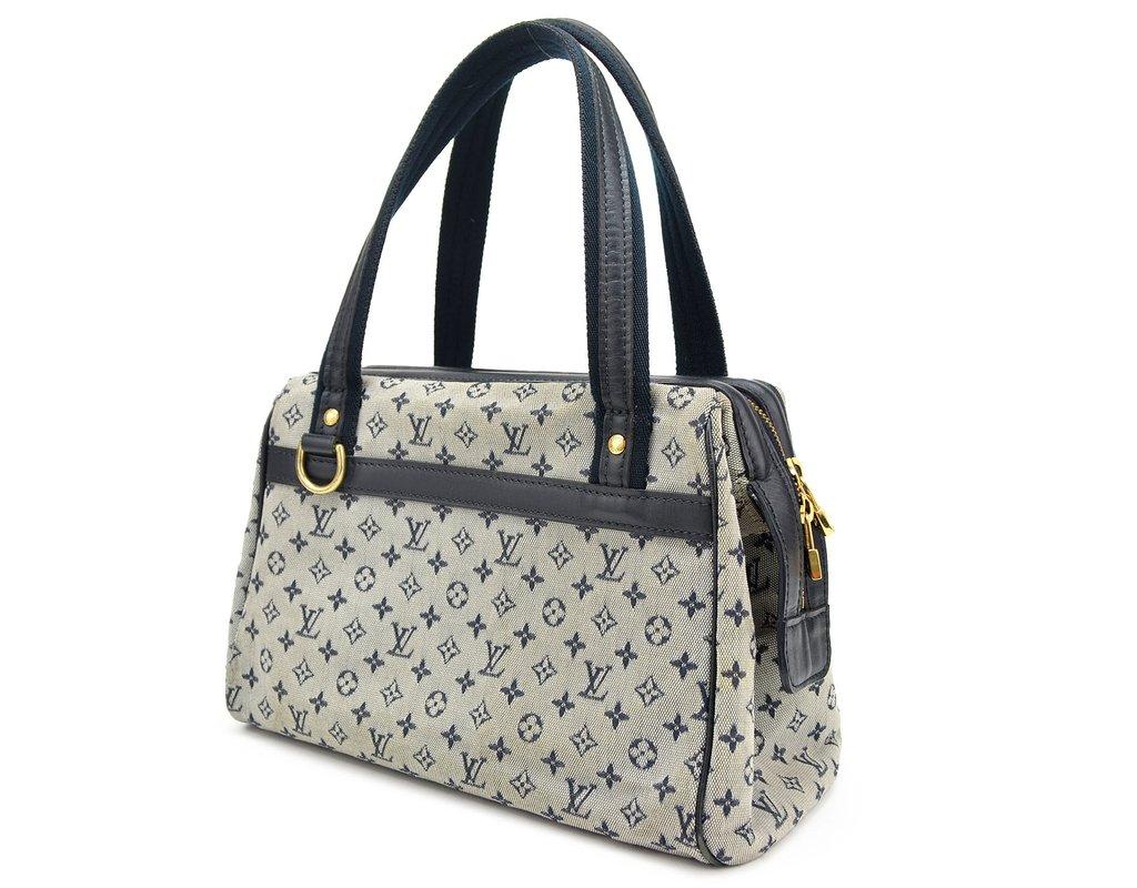 0e241389c ... Bolsa Louis Vuitton Monograma Mini Lin Josephine PM - Paris Brechó -  Artigos de Luxo Seminovos ...