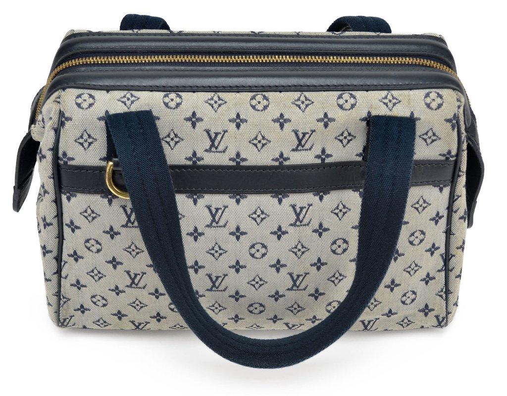 6d276d9dd ... Bolsa Louis Vuitton Monograma Mini Lin Josephine PM - loja online ...