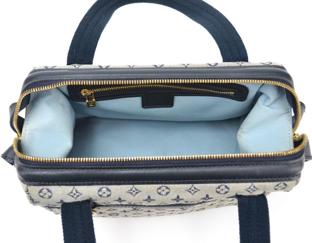 157026c30 ... Bolsa Louis Vuitton Monograma Mini Lin Josephine PM na internet ...