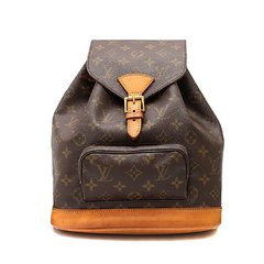 Mochila Louis Vuitton Montsouris MM Monograma