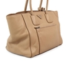 Bolsa Prada Vitello Phenix Shopping Tote Nude na internet