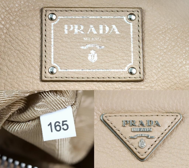 Imagem do Bolsa Prada Vitello Phenix Shopping Tote Nude