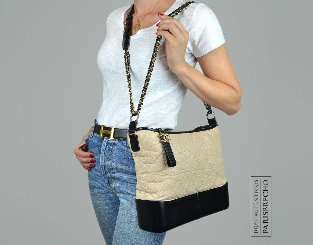 ba40b7e61ea Bolsa Chanel Gabrielle Hobo Large - comprar online ...