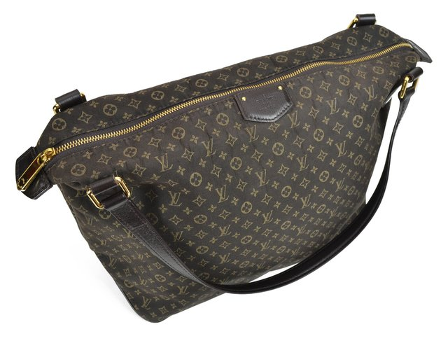 Imagem do Bolsa Louis Vuitton Fusain Monogram Idylle Canvas Ballade PM