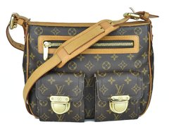Bolsa Louis Vuitton Monogram Canvas Hudson GM