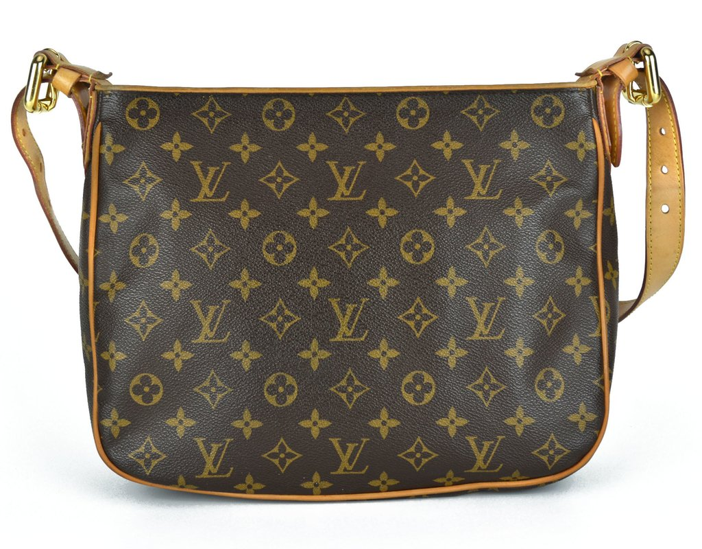 cdcc3560e ... online; Imagem do Bolsa Louis Vuitton Monogram Canvas Hudson GM ...