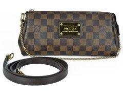 5345a18c6b5 Bolsa Chanel Gabrielle Hobo Large. Vendido. Clutch Louis Vuitton Eva Damier