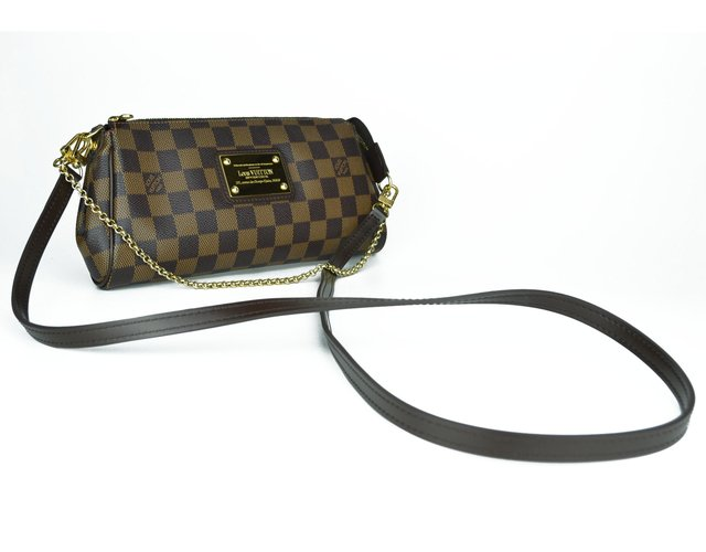 Clutch Louis Vuitton Eva Damier