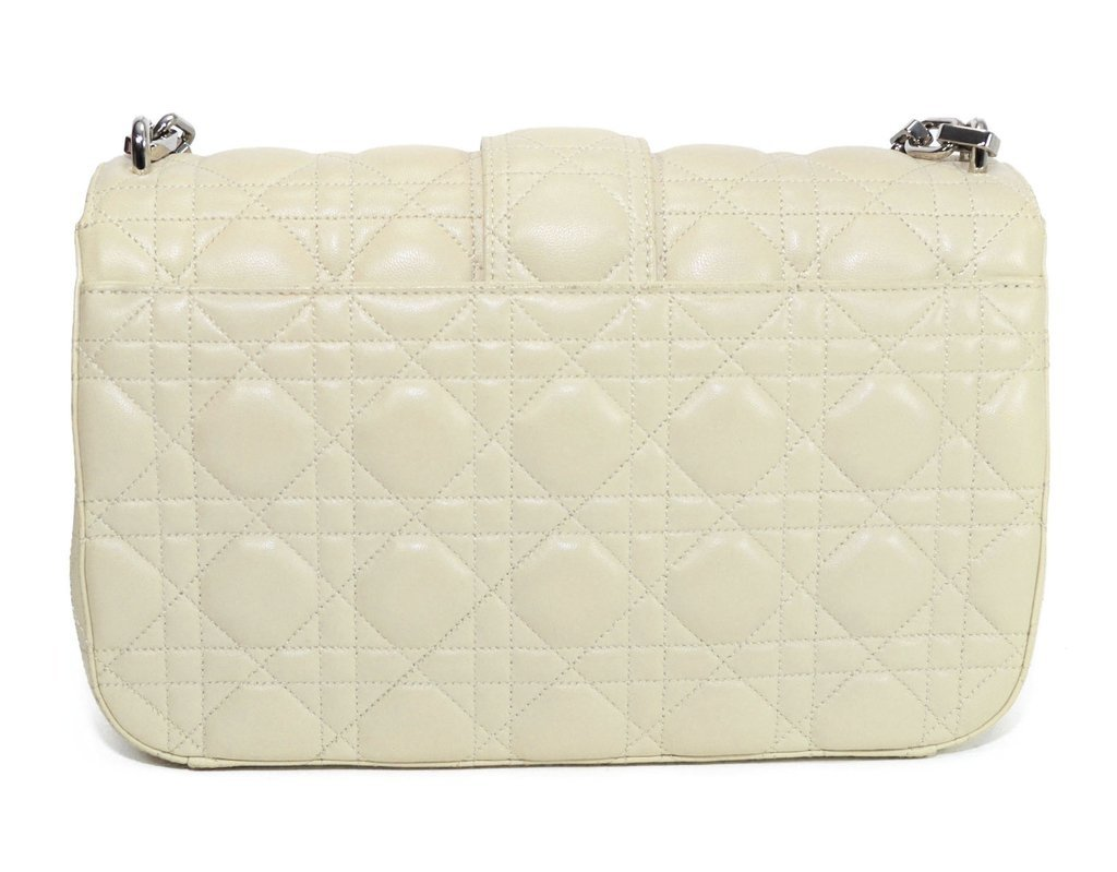... Bolsa Miss Dior na cor Creme - comprar online ... 50c22938b1