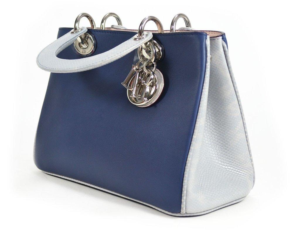 ... Bolsa Dior Diorissimo Nova em Couro de Bezzero Pequena na internet ... c6bf339e27