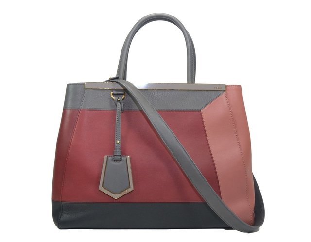 Fendi Regular 2Jours Colorida - comprar online