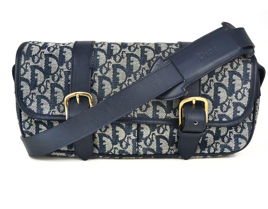 ... Dior East West Crossbody Jacquard - comprar online ... 63dc0ffb6d