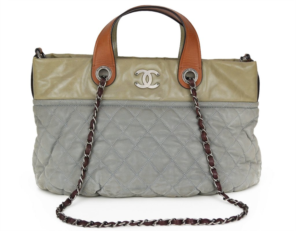 16a038327 Bolsa Chanel In-The-Mix Média