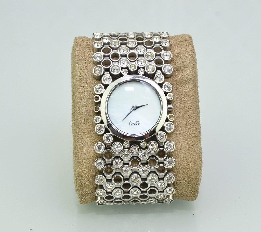 aa8269584ee ... Relógio Dolce   Gabbana - Paris Brechó - Artigos de Luxo Seminovos ...