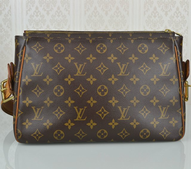 Bolsa Louis Vuitton Monogram Canvas Viva Cite GM - Paris Brechó - Artigos de Luxo Seminovos
