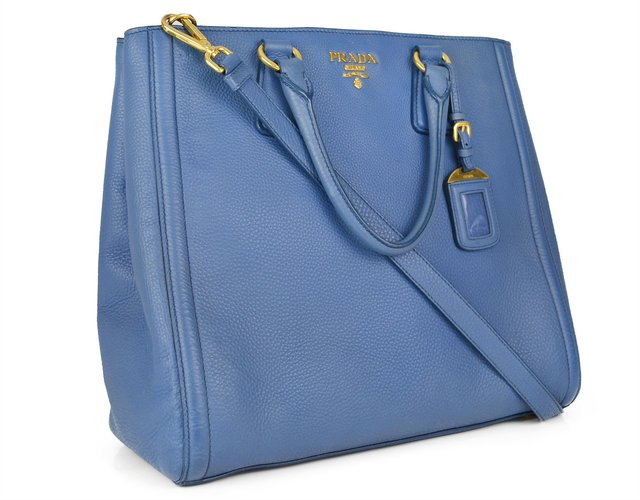 Bolsa Prada Vitello Daino Top Handle Tote - comprar online