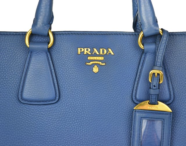 Bolsa Prada Vitello Daino Top Handle Tote - loja online