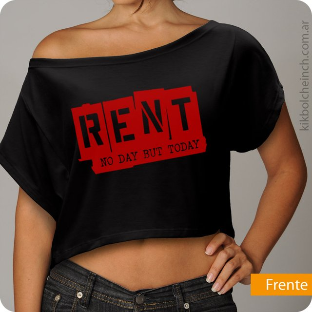 Pupera - RENT /negra