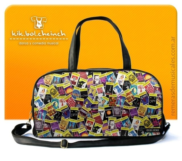 Bolso Candy - MUSICALES MIX - comprar online
