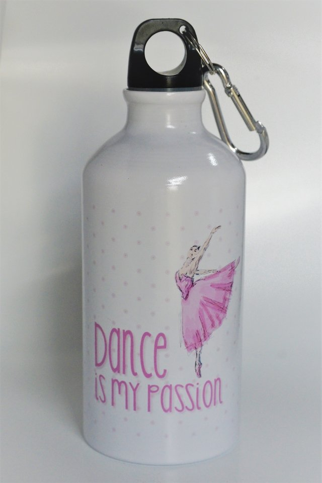 Botellita 500ml - DANCE PASSION