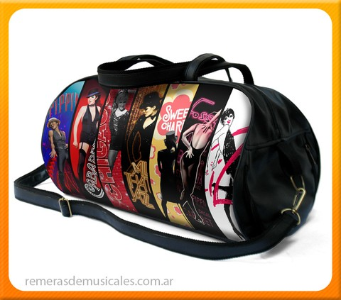 Bolso Candy - MUSICALES FOSSE