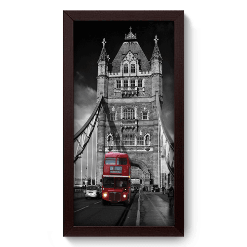 Quadro Decorativo - London Bridge - 001qdmp
