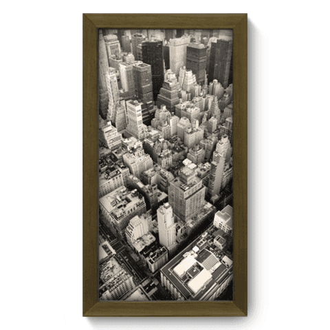 Quadro Decorativo - New York - 004qdmm