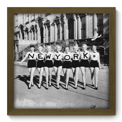 Quadro Decorativo - New York - 005qdvm