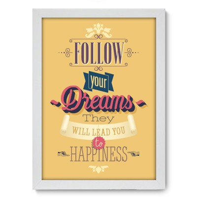 Poster Decorativo - Dreams - 009pst