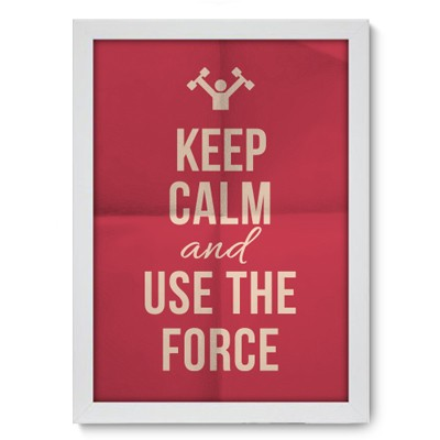 Poster Decorativo - Force - 016pst