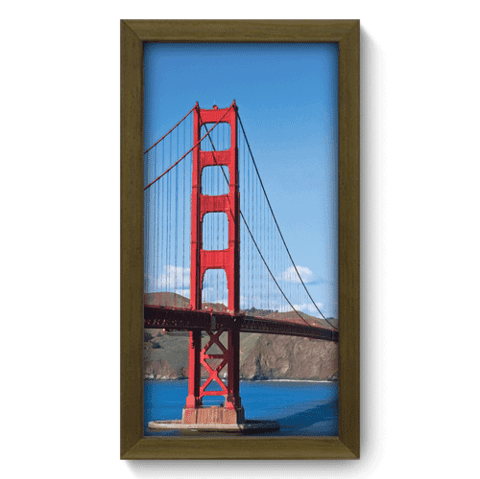 Quadro Decorativo - Golden Gate Bridge - 017qdmm
