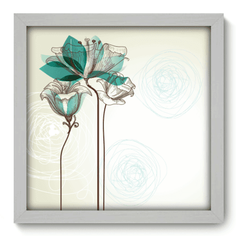 Quadro Decorativo - Soft - 018qdfb