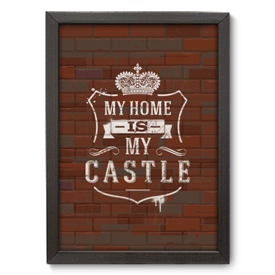 Poster Decorativo - Castle - 020pst
