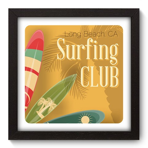 Quadro Decorativo - Surf - 047qdep