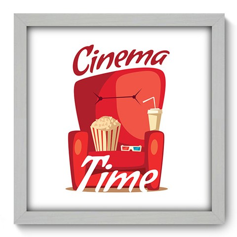 Quadro Decorativo - Cinema - 050qdhb