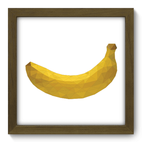 Quadro Decorativo - Banana - 052qdcm