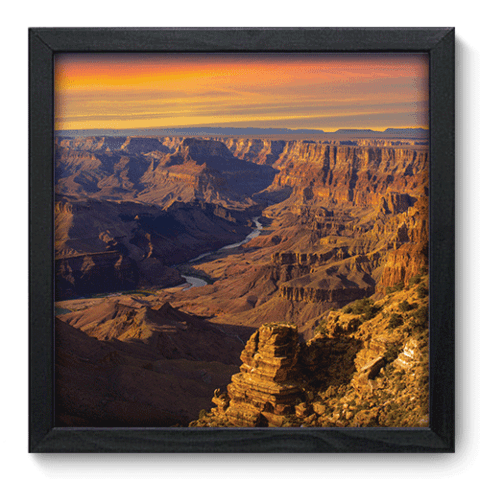 Quadro Decorativo - Grand Canyon - 054qdmp